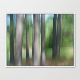 Whispering Pines 1 Canvas Print