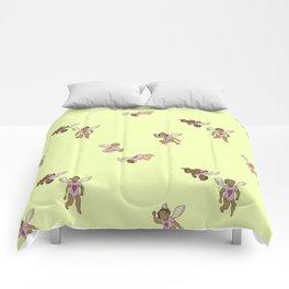 Cupid Legion pattern Comforters
