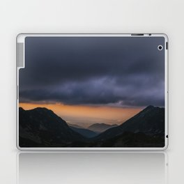 Sunset is my favorite color Laptop & iPad Skin