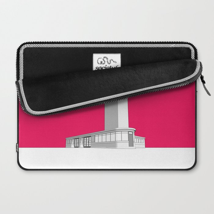 Osterley station Laptop Sleeve