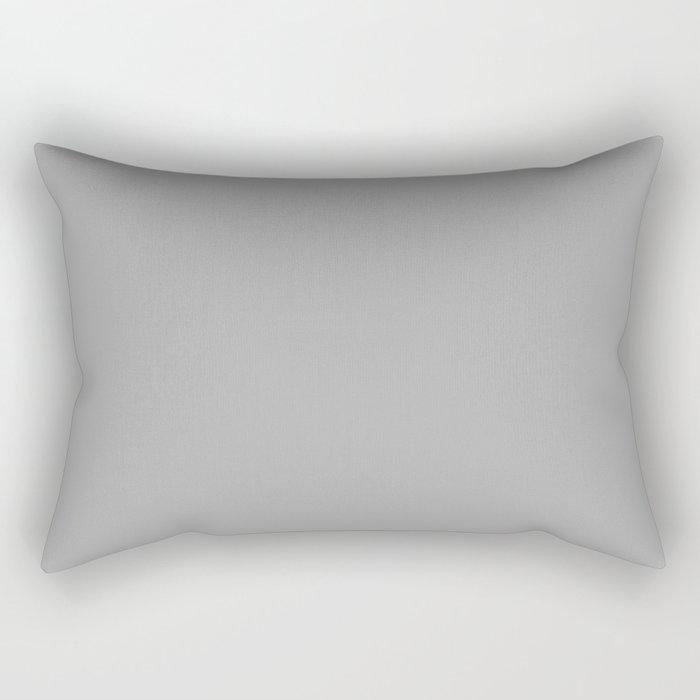 Garden Bounty ~ Grey Rectangular Pillow