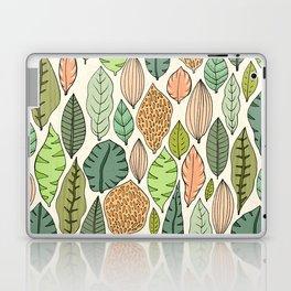 Leaf fall Laptop & iPad Skin