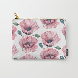 Summer poppies I Carry-All Pouch
