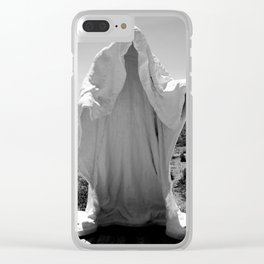 Spectre Clear iPhone Case