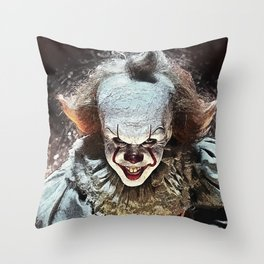 Pennywise - Clown Throw Pillow