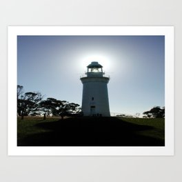 Table Cape Lighthouse - Tasmania Art Print