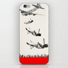 FEMINICIDE iPhone & iPod Skin