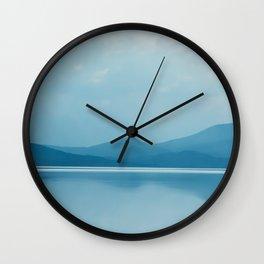 Cuitzeo Lake Wall Clock