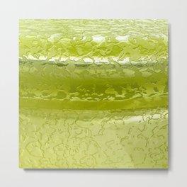 Uranium glasss Metal Print