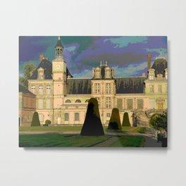 Fontainebleau Metal Print