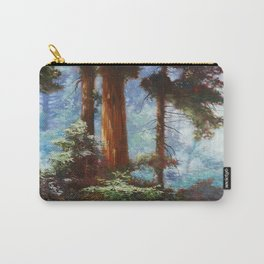 The Forrest Through the Trees Carry-All Pouch