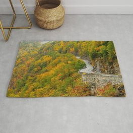 Hawk's Nest Autumn Rug
