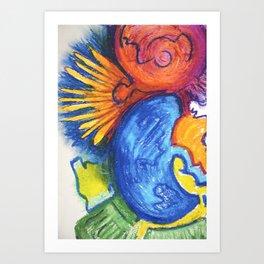 untitiled Art Print