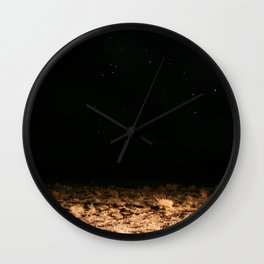 THE SPACE Wall Clock