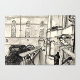 Stationers' Hall Canvas Print