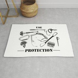 Use Protection Rug