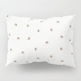 Bubble Gum Hedgehog Pillow Sham