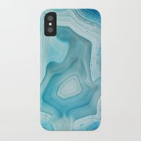 minerals iPhone & iPod Cases featuring THE BEAUTY OF MINERALS 3 by Catspaws