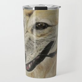 Greyhound Travel Mug