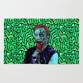 Zombie Fighter Rug