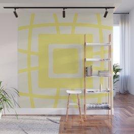 Medallion Sweet Corn & Lemon Verbena Wall Mural