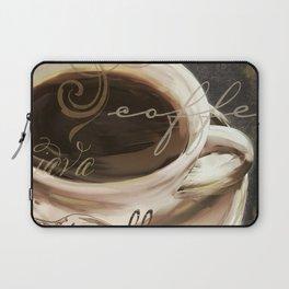 Le Cafe II Laptop Sleeve