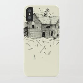 home blown iPhone Case