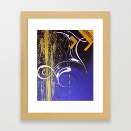 Boardshorts Framed Art Print