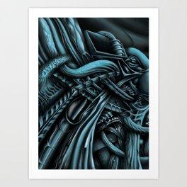 Bio Art Print