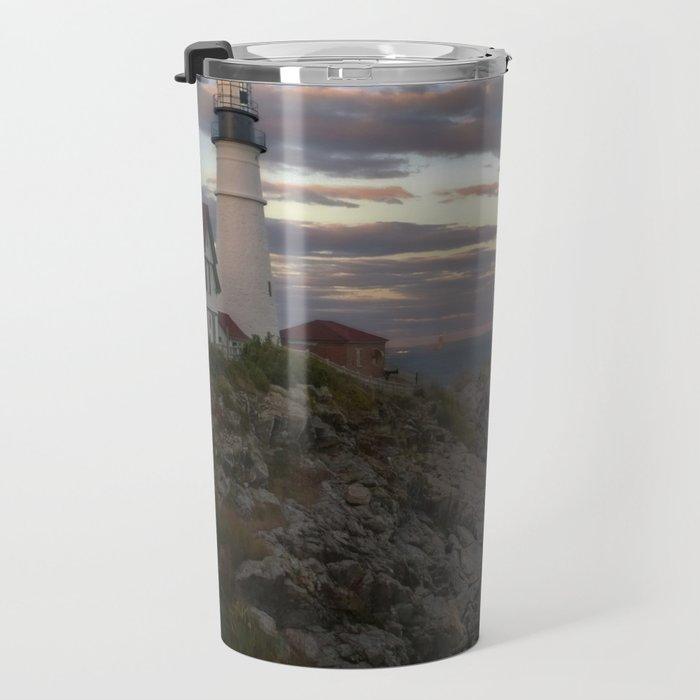 Cape Elizabeth Travel Mug