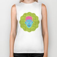 fresh prince Biker Tanks featuring Will - The fresh prince of Bel-Air by Kuki
