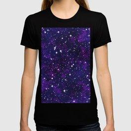 winter galactic T-shirt