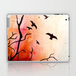 Birds flying Laptop & iPad Skin