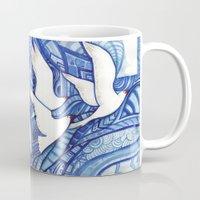 freedom Mugs featuring Freedom by Verismaya