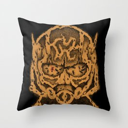 Ant-Man Poster COLOR Throw Pillow