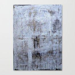 """1154 antique series white/gold"" Canvas Print"