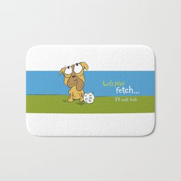 Fetch Bath Mat