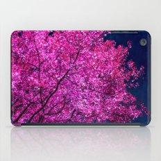 violet tree IV iPad Case
