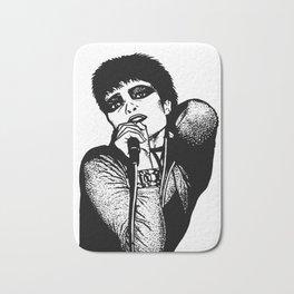 Siouxsie Sioux of Siouxsie and the Banshees Bath Mat