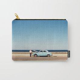 Cuban Summer Carry-All Pouch