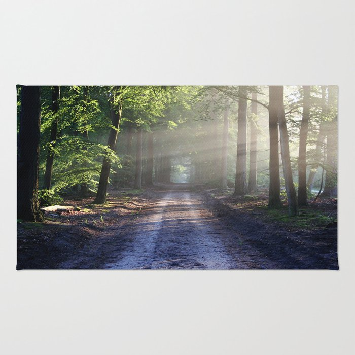Forest Nature Rug