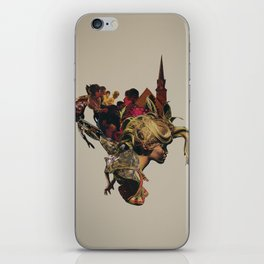 The Sirens Simply Vanished iPhone Skin