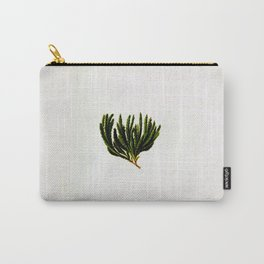Botanical Moss Carry-All Pouch