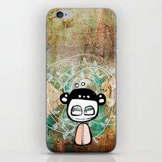 grunge iPhone Skin