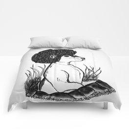 fro hog Comforters