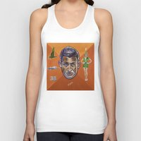 pilot Tank Tops featuring Pilot by Terry Luc