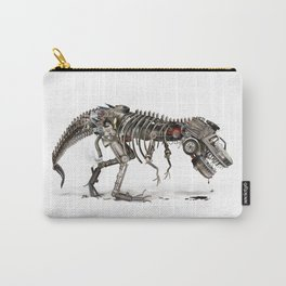 Mechanical T.Rex Carry-All Pouch