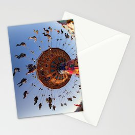 manège couleur Stationery Cards