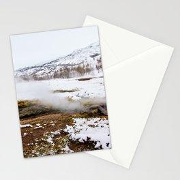 Geysir- Mist Stationery Cards