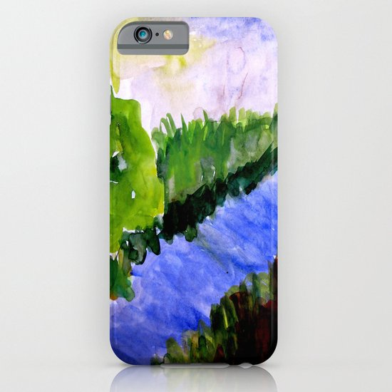 Summer, where are you iPhone & iPod Case